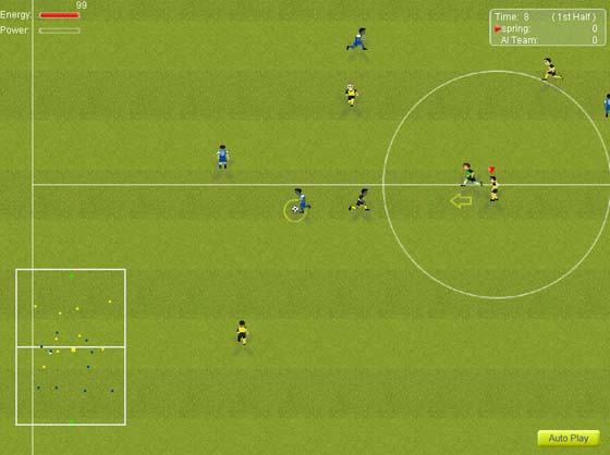 Soccer Star Screenshot