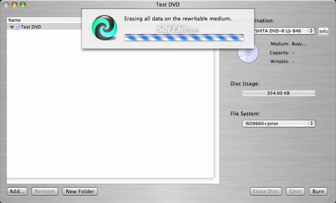 SimplyBurns Screenshot 3