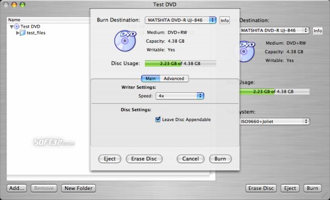 SimplyBurns Screenshot 5