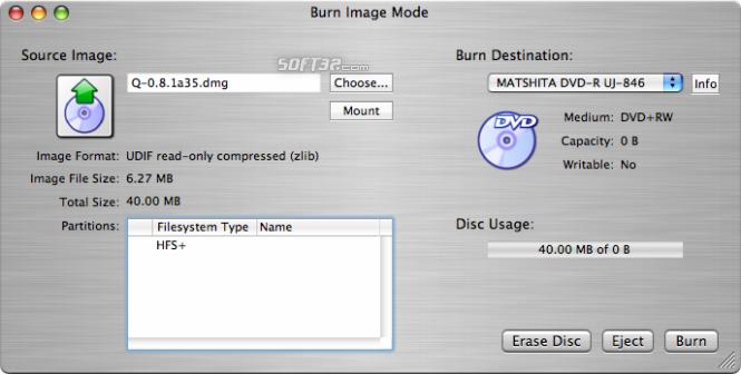 SimplyBurns Screenshot 9