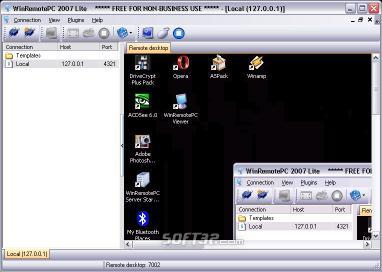 WinRemotePC Lite Screenshot 2