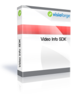 VisioForge Video Info SDK (ActiveX Version) Screenshot