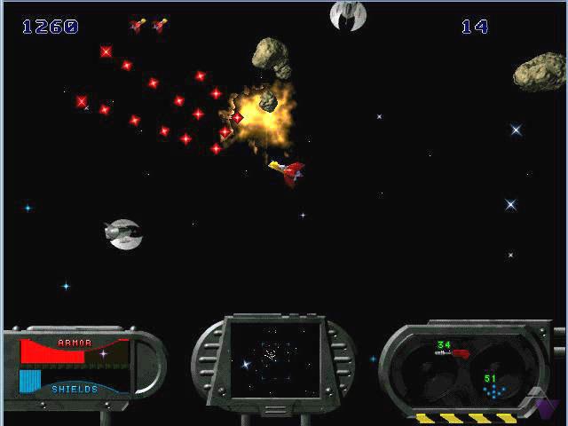 AstroRock 2000 Screenshot