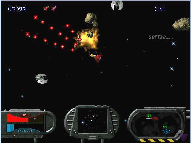 AstroRock 2000 Screenshot 2