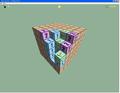 3D Minefield 1