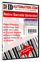 Barcode Generator for Crystal Reports 2