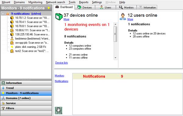 DomainScan Pro Screenshot