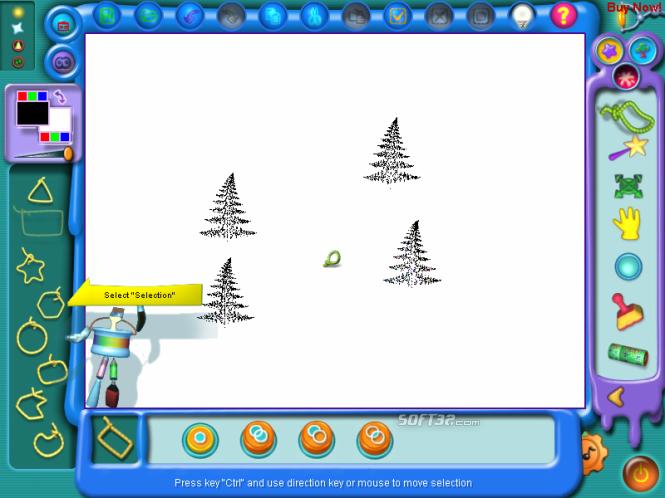 Cool Paint Pro Image Editing Screenshot 3