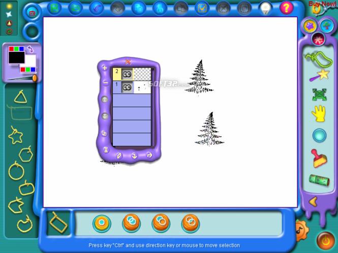 Cool Paint Pro Image Editing Screenshot 4