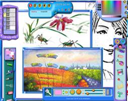 Cool Paint Pro Image Editing Screenshot 1
