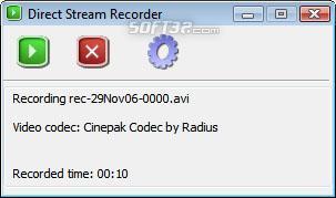 Direct Stream Recorder Screenshot 3