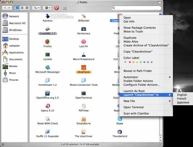 LaunchAppPlugin Screenshot 1