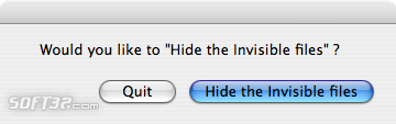 Show Hide Invisible files Screenshot 2