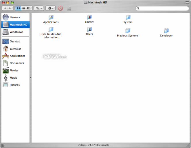 Show Hide Invisible files Screenshot 3