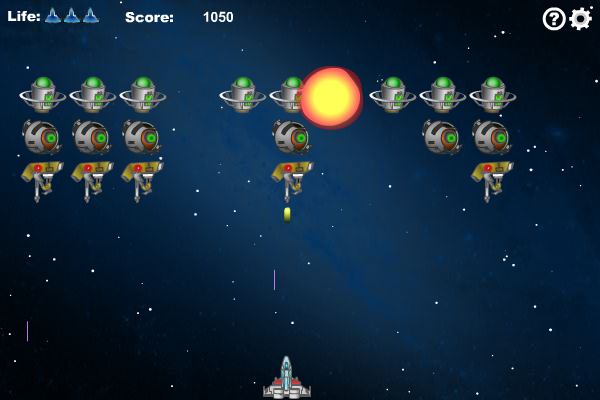 Alien Intruders Screenshot