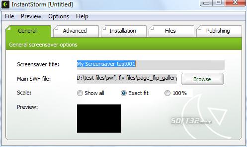InstantStorm Screenshot 5
