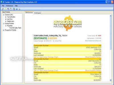 RI Tracker - Tax Liens Screenshot 1