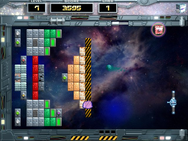 Arkanoid: Space Ball Screenshot 3