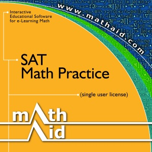 MathAid SAT. Math Practice Screenshot