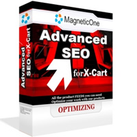 Advanced SEO for X-Cart Screenshot 1
