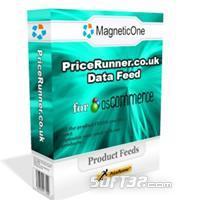 osCommerce PriceRunner Data Feed Screenshot 2