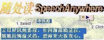 SpeechAnywhere Screenshot 2