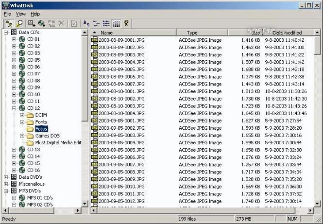 WhatDisk Screenshot 3