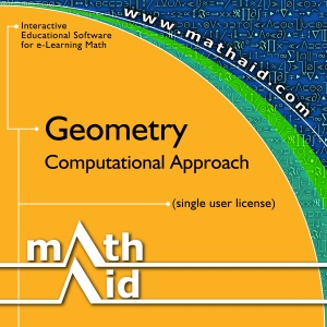 MathAid Geometry Screenshot