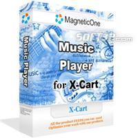 Music Player for X-Cart Screenshot 3
