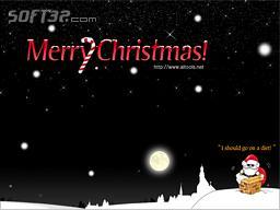 ALTools Xmas Desktop Wallpaper Screenshot 2