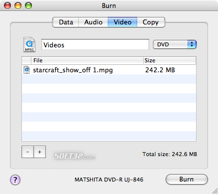 Burn Screenshot 6