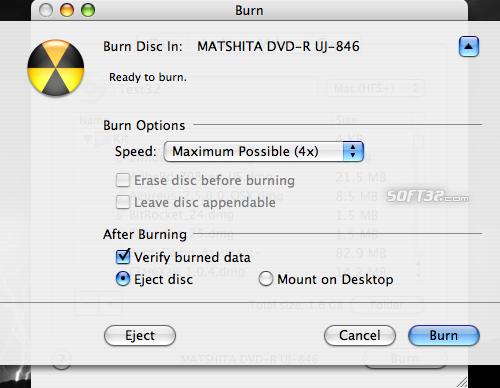 Burn Screenshot 8