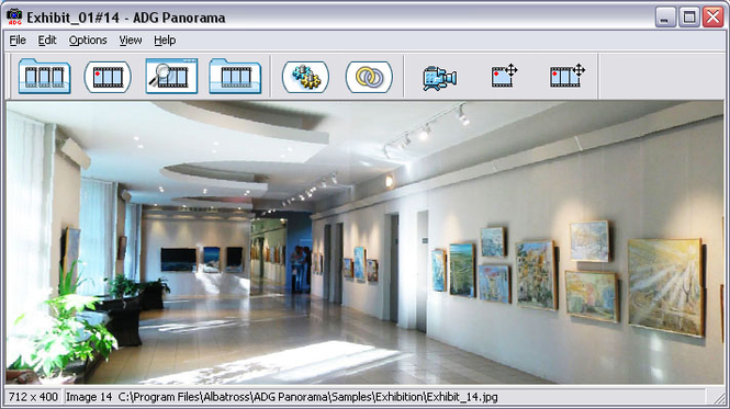 ADG Panorama Tools Pro Screenshot