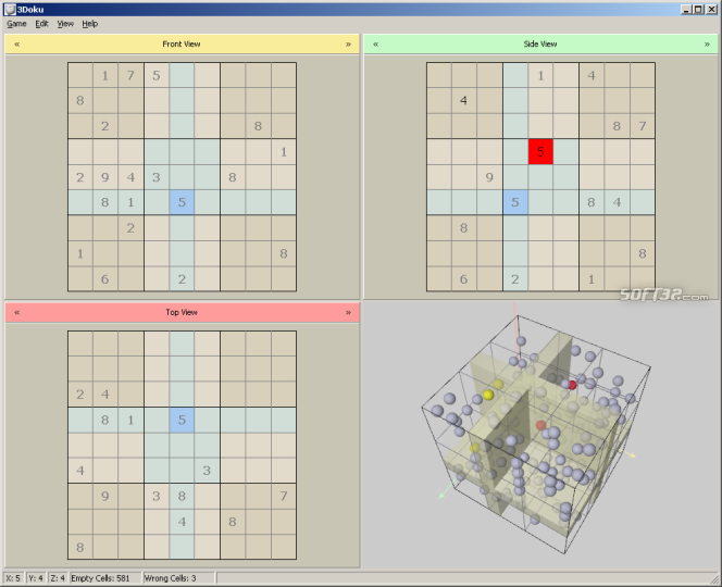 3Doku (for Windows) Screenshot 2