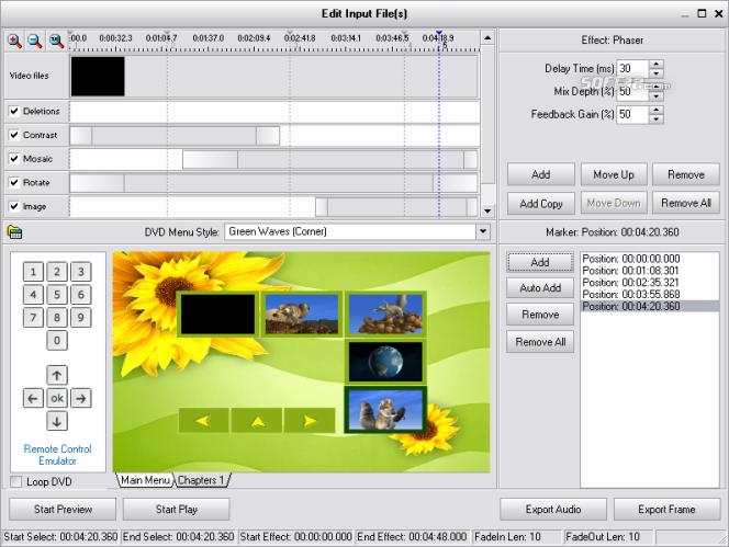 All PC Video Tools Screenshot