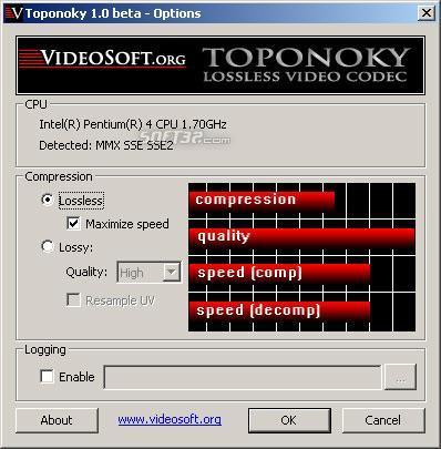 Toponoky Screenshot 3