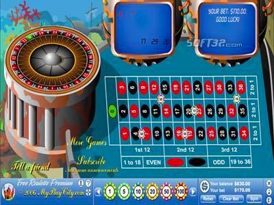 Free Roulette Premium Screenshot
