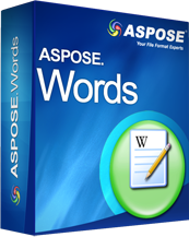 Aspose.Words for Java Screenshot