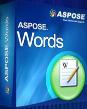 Aspose.Words for Java Screenshot 1