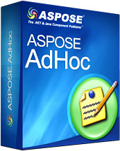 Aspose.AdHoc for .NET Screenshot