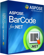 Aspose.BarCode for .NET Screenshot