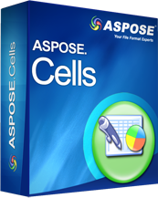 Aspose.Cells for .NET Screenshot