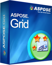 Aspose.Grid for .NET Screenshot
