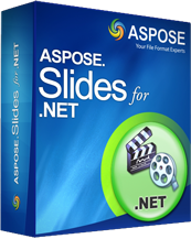 Aspose.Slides for .NET Screenshot