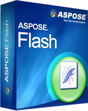 Aspose.Flash for .NET Screenshot