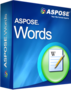 Aspose.Words for .NET 1