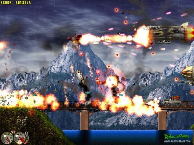 Jets'n'Guns GOLD Screenshot 3