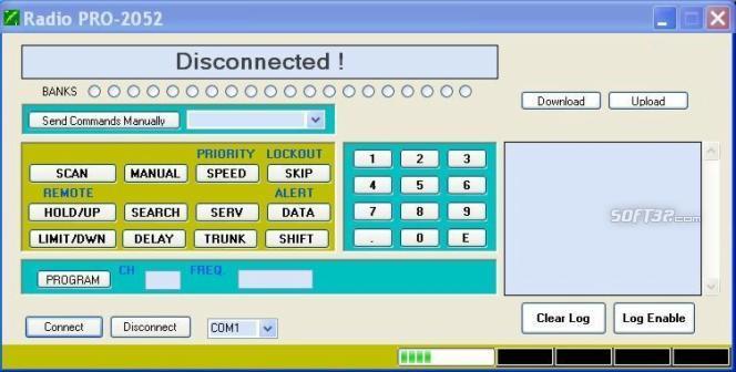 Radio_PRO2052 Screenshot 2