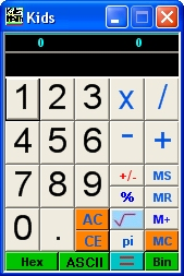 KidsMath Screenshot 1