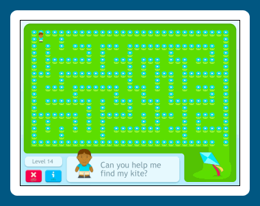 Maze Book Screenshot